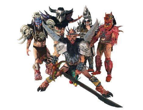 Freeman promotions; Publicity photo of GWAR