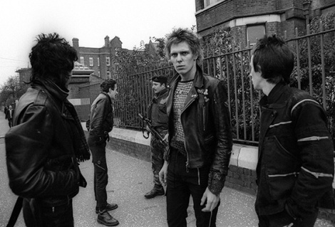 Adrian Boot_©_The Clash in Belfast 1977_UB.jpg