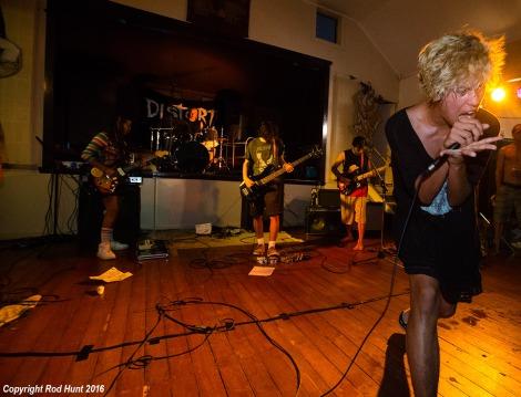 Dispossessed at Distort Byron, 2015