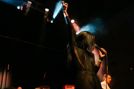 High Tension (Lauren Connelly - Scumfest, Adelaide 2015