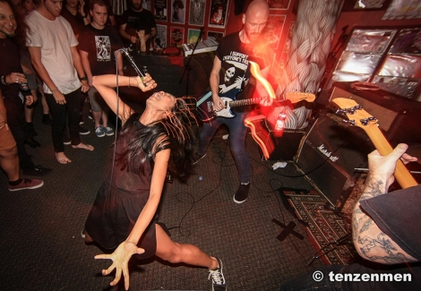 High Tension (Shaun Tenzenmen - Blackwire, Sydney 2013)
