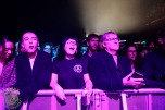 crowd watching Total Control