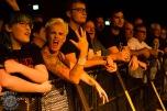 photo of Stiff Little Fingers fans by Rod Hunt