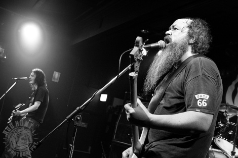 photo of Marcus De Pasquale and Tony McMahon of Witchskull